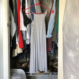 Striped dress NEVER WORN